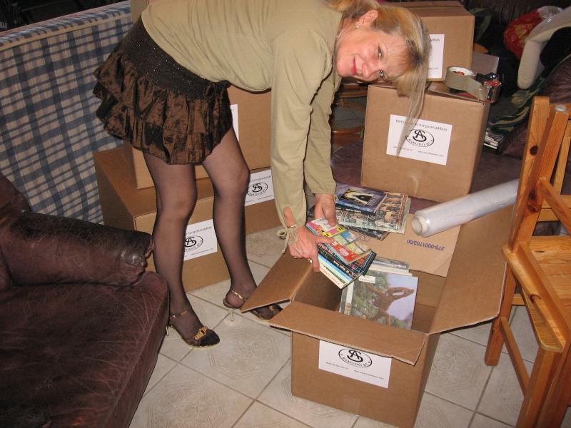 költöztetés csomagolás